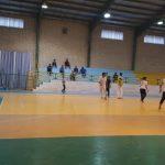 برگزاری مسابقات فوتسال جام فجر