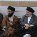 حضور آیت الله شهرستانی نماینده ایت الله سیستانی